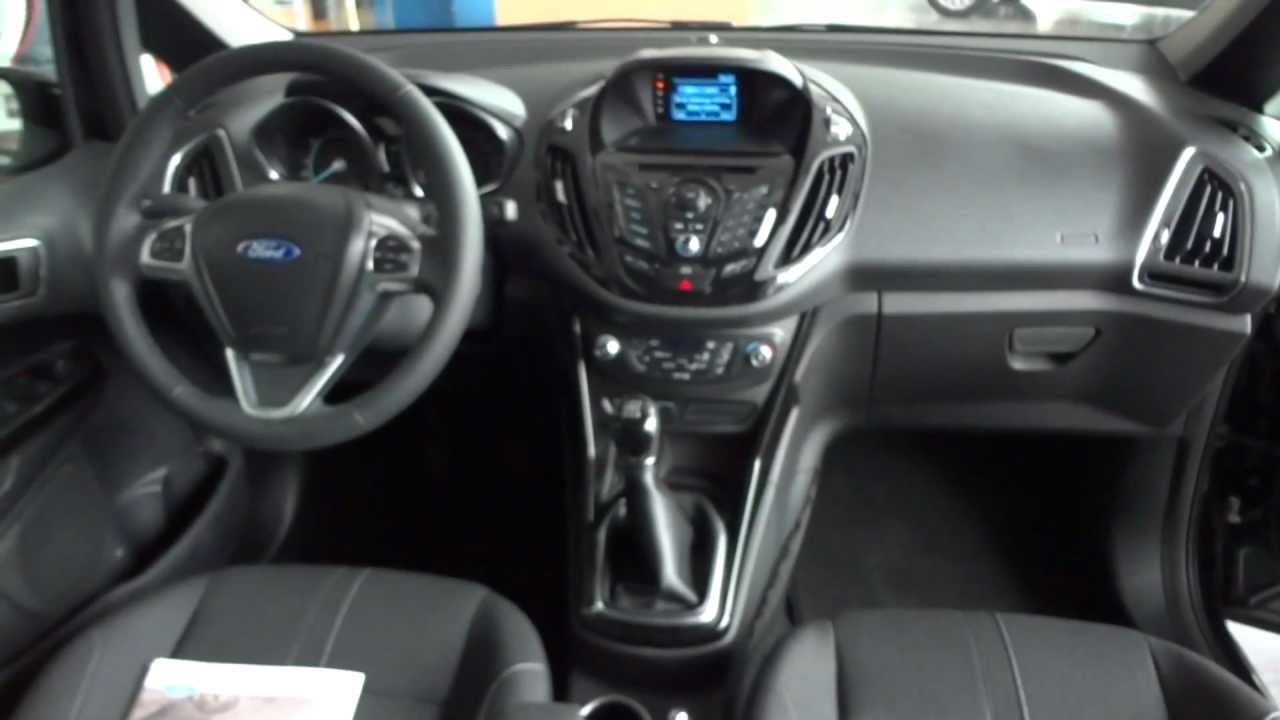 ford b max 2013 titanium youtube. Black Bedroom Furniture Sets. Home Design Ideas