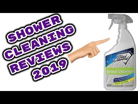 Black Diamond Stoneworks Tile and Grout Shower Cleaning Reviews 2019