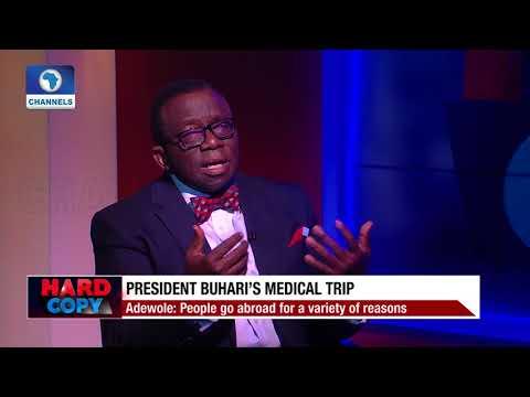 Buhari's Son Had His Surgery In Nigeria – Health Minister