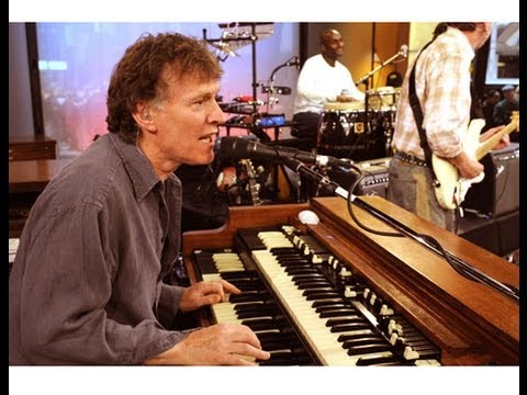 Steve Winwood: Lesson on the Hammond B-3