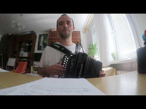 Jewish songs for G/C diatonic accordion