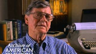 "Earl Hamner discusses the cast of ""The Waltons"" - EMMYTVLEGENDS.ORG"