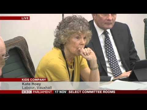 Select Committees Kids Company