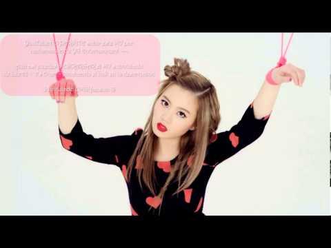 Lee Hi - It's Over MV (sub Español)