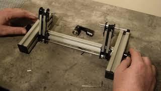 Adjusting and setting up Evolution Hooktying Station