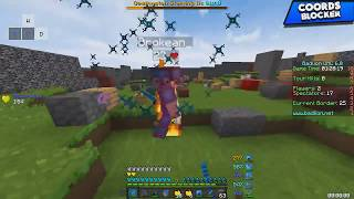 ¡THE BEST OBBY TRAP EVER! Badlion FFA Win   UHC Highlights #75