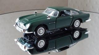 Aston Martin DB5 (Масштабная модель) 1:43 Hongwell / Cararama