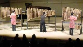 Video Bamboo Angklung concert  Beethoven symphony №5 by Indah Putri download MP3, 3GP, MP4, WEBM, AVI, FLV Maret 2017
