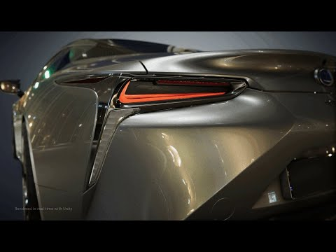 Automotive Real-Time Rendering Revolution