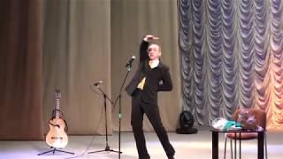 Смотреть Финал концерта в Вилейке, Беларусь. Святослав Ещенко (март 2018) онлайн