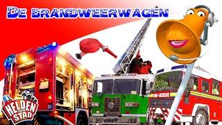 De brandweerwagen | Helden van de Stad | Nederlands | Volled...