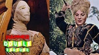 Frankenstein Created Woman/The Mummy's Shroud Double Bill Trailer #1