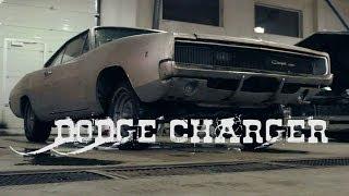 #MUSCLEGARAGE Dodge Charger 1968 #porusski