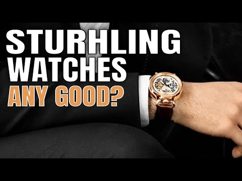 Are Stuhrling Watches Any Good Youtube