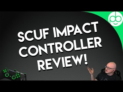 [Sponsored] Scuf Impact Controller Review!