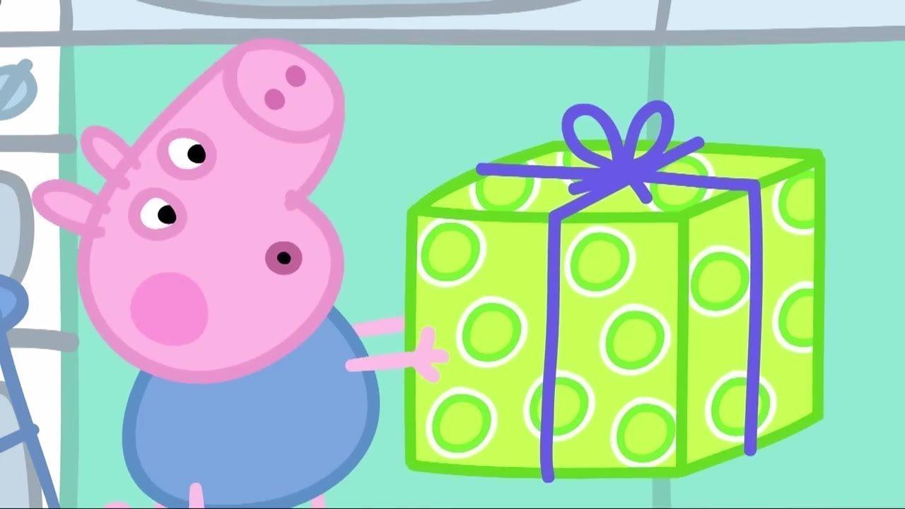 Peppa Pig en Español Episodios completos Feliz Cumpleaños George! | Pepa la cerdita