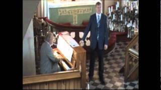 Glenn Bengtsson sings Gud, var mig Nådig! by Nordqvist in Tofta 2010