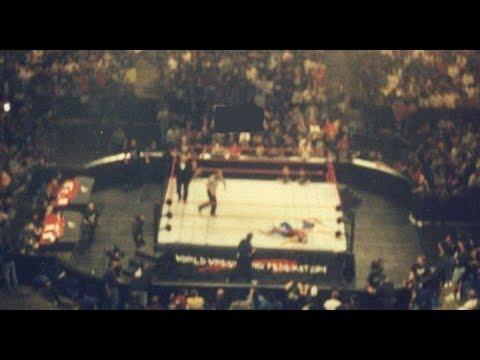 Wwe Over The Edge 1999 Owen Hart Blue Blazer Accident Youtube