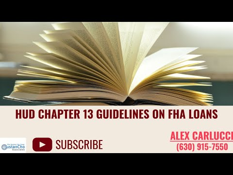 hud-chapter-13-guidelines-on-fha-loans