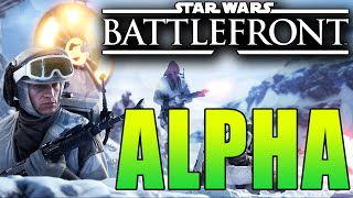 "Star Wars: ""Battlefront Alpha"" End Date/Pre-Load Time!"
