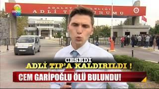 Cem Garipoğlu intihar etti!