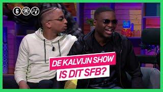 Broederliefde belt de verkeerde megafan! | De Kalvijn Show #4 | NPO 3 TV