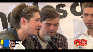 Hanson Interview - STAR 102.5