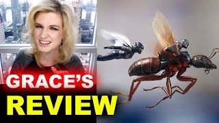 Ant-Man & The Wasp Movie Review