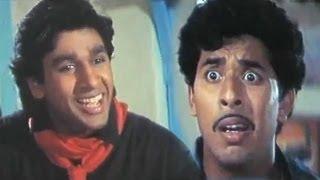 Manik Bedi, Shakti Kapoor - Bhai Bhai Scene - 2/11