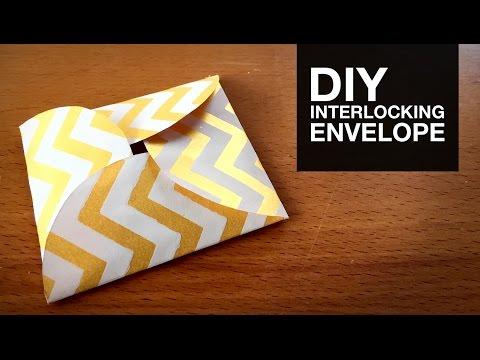 DIY Circle Envelope Card-Tutorial | Easter pop-up card | How To Make Greetings - Anushree's Craft TV