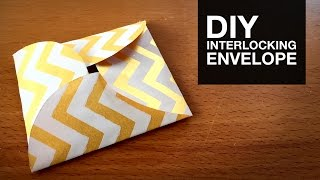 DIY Circle Envelope Card-Tutorial | Easter pop-up card | How To Make Greetings - Anushree's Craft TV