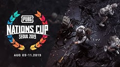 PUBG Nations Cup 2019: Day 1