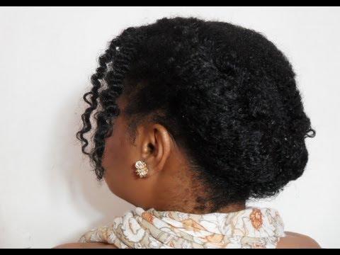 4 protective natural hairstyles
