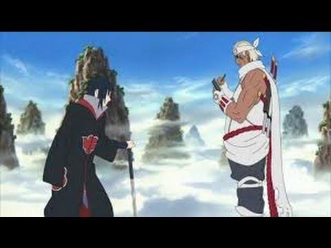 AMV Naruto Shippuden _ Sasuke Vs Killer B (  Legendado PT )