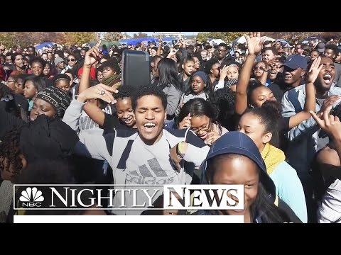 University of Missouri President Abruptly Resigns Following Racial Unrest | NBC Nightly News