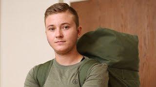 Trans Soldier Hits Back At Trump's Army Ban | My Trans Life