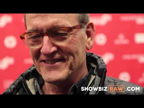 Richard Jenkins talks about Adult Children of Divorce (A.C.O.D.) premiere Sundance