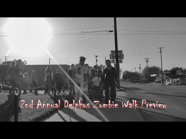 2nd Annual Delphos Zombie Walk Preview