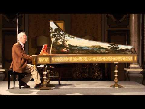 Johann Jacob Froberger Suite No.8 in A major, Bob van Asperen