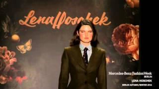 Lena Hoschek -  Mercedes- Benz Fashion Week Berlin AW16