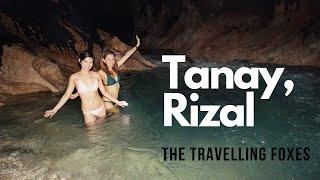 Night Spelunking & Camping Adventures | Hidden Gems in Tanay, Rizal