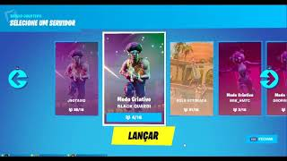 OneRoger 109 wins skin at Fortnite