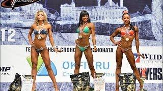 Чемпионат России 2012 - бикини до168см и свыш.168с