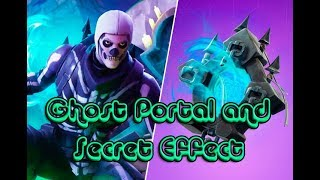 Ghost Portal Fortnite Secret Effect And Gameplay