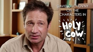 David Duchovny - HOLY COW: An Introduction to Elsie, Tom and Shalom