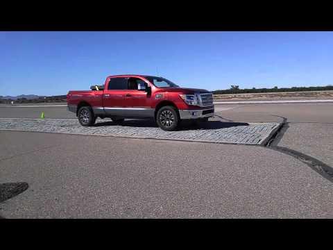2016 Nissan Titan XD Destruction Testing