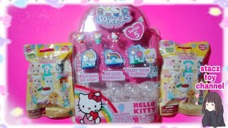 Hello Kitty Squinkies Series 5 & Calico Critters Baby Party Series Blind Bags