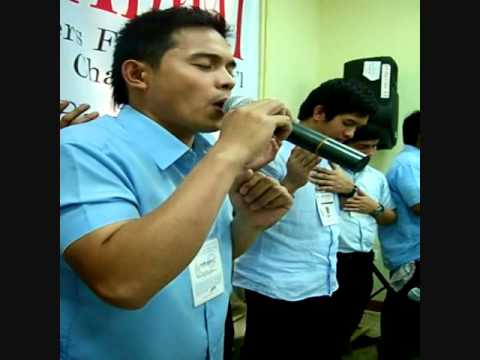 I Surrender All - El Shaddai Doha Qatar Chapter Gospel Choir