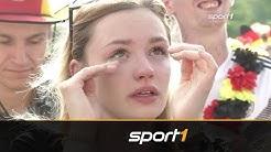 Fanmeile: So erlebten die Fans das deutsche WM-Aus | SPORT1