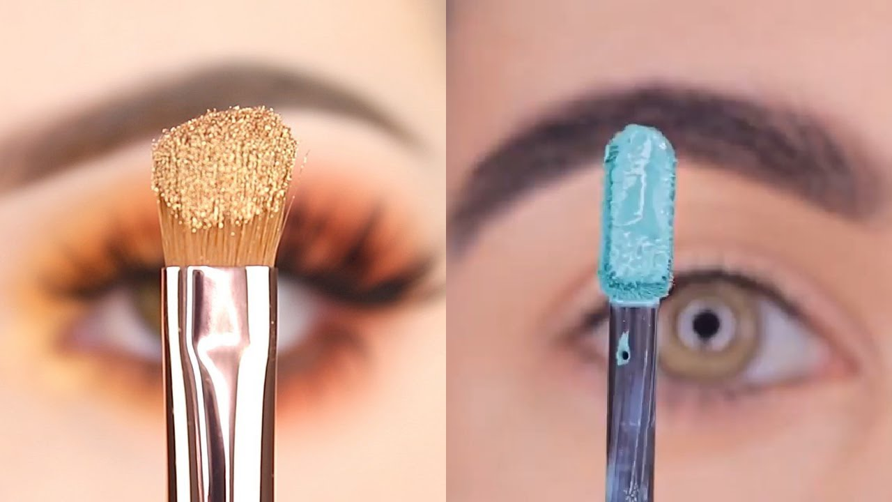 16 New Gorgeous Eyes Makeup Looks And Perfect Eyeliner Tutorials   Compilation Plus